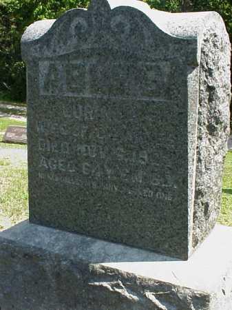 ABLES, LORINDA - Meigs County, Ohio | LORINDA ABLES - Ohio Gravestone Photos