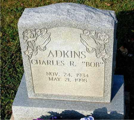 ADKINS, CHARLES R - Meigs County, Ohio | CHARLES R ADKINS - Ohio Gravestone Photos