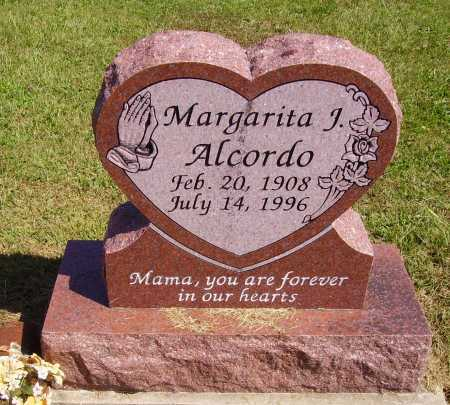 ALCORDO, MARGARITA J. - Meigs County, Ohio | MARGARITA J. ALCORDO - Ohio Gravestone Photos