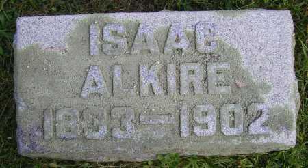 ALKIRE, ISAAC - Meigs County, Ohio | ISAAC ALKIRE - Ohio Gravestone Photos