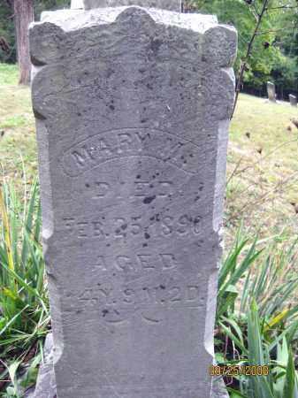 ALKIRE, MARY W - Meigs County, Ohio | MARY W ALKIRE - Ohio Gravestone Photos