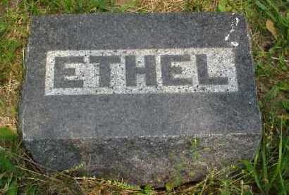 AMOS, ETHEL - Meigs County, Ohio | ETHEL AMOS - Ohio Gravestone Photos