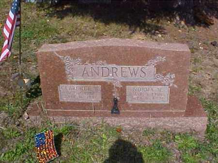 ANDREWS, NORMA M. - Meigs County, Ohio | NORMA M. ANDREWS - Ohio Gravestone Photos