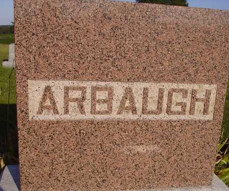 ARBAUGH, FAMILY MONUMENT - Meigs County, Ohio   FAMILY MONUMENT ARBAUGH - Ohio Gravestone Photos