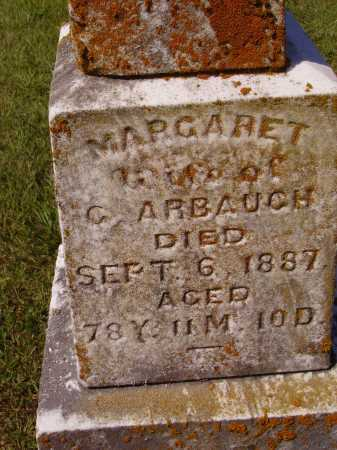 ARBAUGH, MARGARET - Meigs County, Ohio | MARGARET ARBAUGH - Ohio Gravestone Photos