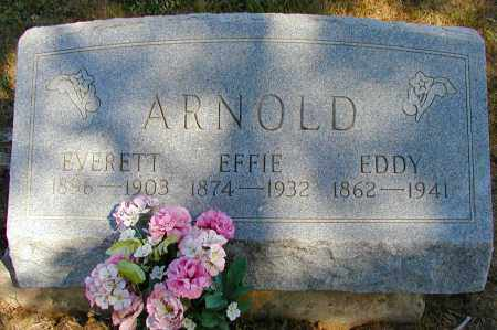 ARNOLD, NATHAN EDDY - Meigs County, Ohio | NATHAN EDDY ARNOLD - Ohio Gravestone Photos