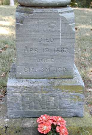 ARNOLD, J. [JOHN] S. [SYLVESTER] - Meigs County, Ohio | J. [JOHN] S. [SYLVESTER] ARNOLD - Ohio Gravestone Photos
