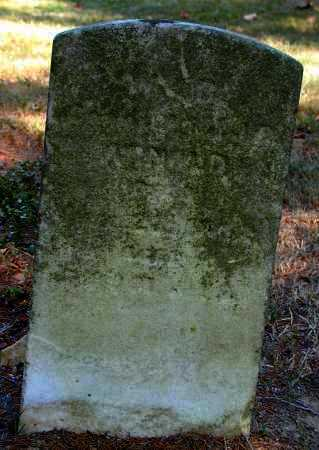 ARNOLD, W. R. [WILLIE] - Meigs County, Ohio | W. R. [WILLIE] ARNOLD - Ohio Gravestone Photos