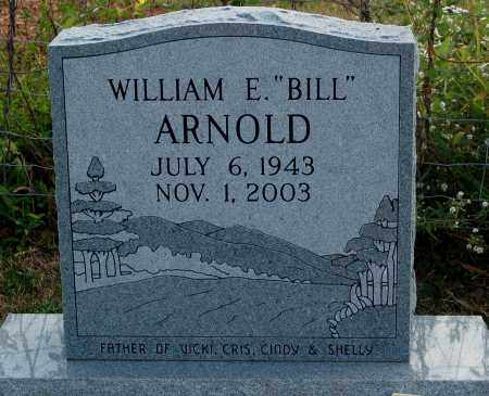 "ARNOLD, WILLIAM E ""BILL"" - Meigs County, Ohio 