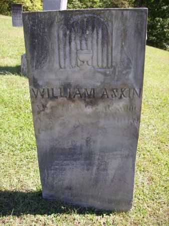 ASKIN[S], WILLIAM - Meigs County, Ohio | WILLIAM ASKIN[S] - Ohio Gravestone Photos