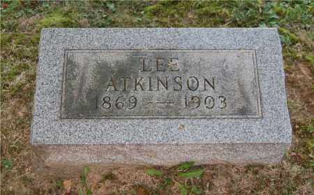ATKINSON, LEE - OVERALL VIEW - Meigs County, Ohio | LEE - OVERALL VIEW ATKINSON - Ohio Gravestone Photos