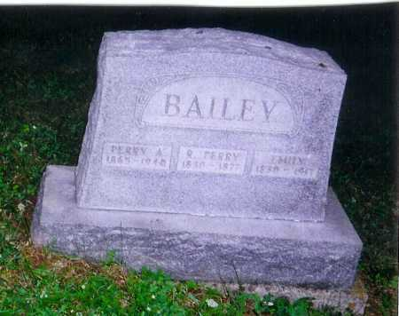 JENKINSON BAILEY, EMMA - Meigs County, Ohio | EMMA JENKINSON BAILEY - Ohio Gravestone Photos