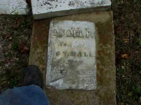 BALL, ASAEL P. - Meigs County, Ohio | ASAEL P. BALL - Ohio Gravestone Photos