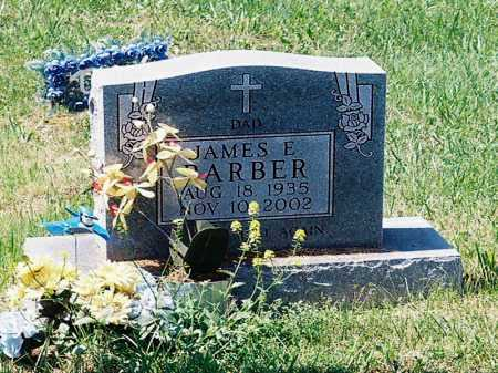BARBER, JAMES E. - Meigs County, Ohio | JAMES E. BARBER - Ohio Gravestone Photos