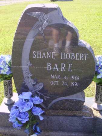 BARE, SHANE HOBERT - Meigs County, Ohio | SHANE HOBERT BARE - Ohio Gravestone Photos