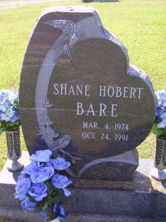 BARE, SHANE HOBERT - Meigs County, Ohio | SHANE HOBERT BARE - Ohio Gravestone Photos