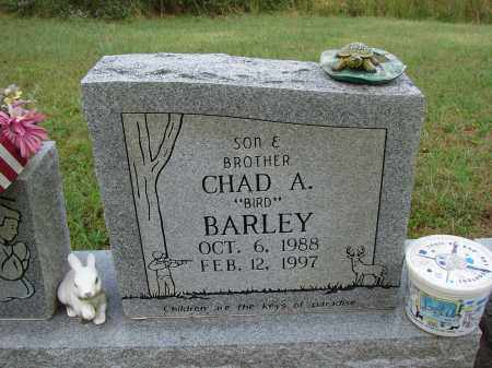 "BARLEY, CHAD A ""BIRD"" - Meigs County, Ohio 