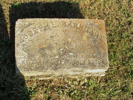 BARNHART, JOSEPH L. - Meigs County, Ohio   JOSEPH L. BARNHART - Ohio Gravestone Photos