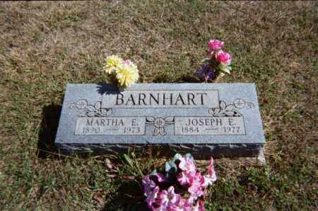 BARNHART, MARTHA ELIZABETH - Meigs County, Ohio | MARTHA ELIZABETH BARNHART - Ohio Gravestone Photos