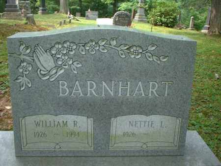 BARNHART, NETTIE L. - Meigs County, Ohio | NETTIE L. BARNHART - Ohio Gravestone Photos