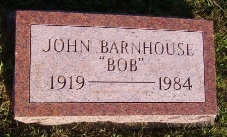 "BARNHOUSE, JOHN ""BOB"" - Meigs County, Ohio 
