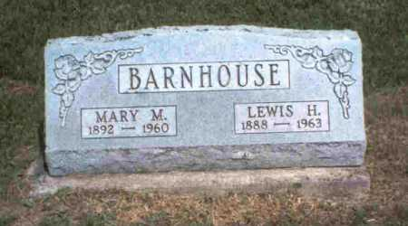BARNHOUSE, MARY MARVINA - Meigs County, Ohio | MARY MARVINA BARNHOUSE - Ohio Gravestone Photos