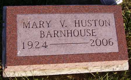BARNHOUSE, MARY VIRGINIA - Meigs County, Ohio | MARY VIRGINIA BARNHOUSE - Ohio Gravestone Photos