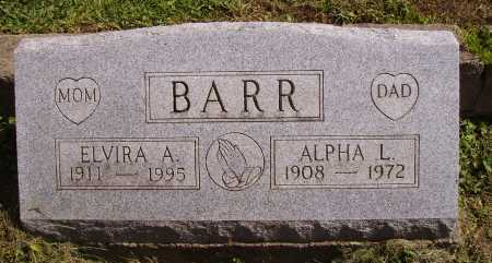 BARR, ALPHA L. - Meigs County, Ohio | ALPHA L. BARR - Ohio Gravestone Photos