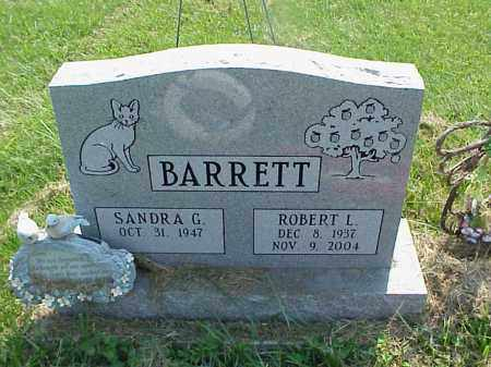 BARRETT, ROBERT L. - Meigs County, Ohio | ROBERT L. BARRETT - Ohio Gravestone Photos