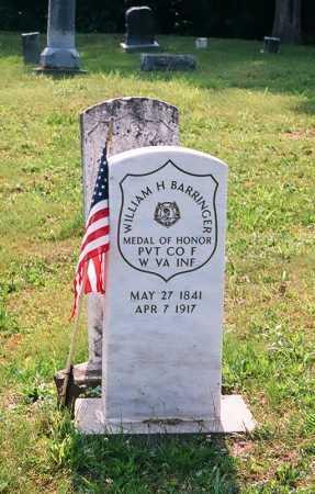 BARRINGER, WILLIAM H. - Meigs County, Ohio | WILLIAM H. BARRINGER - Ohio Gravestone Photos