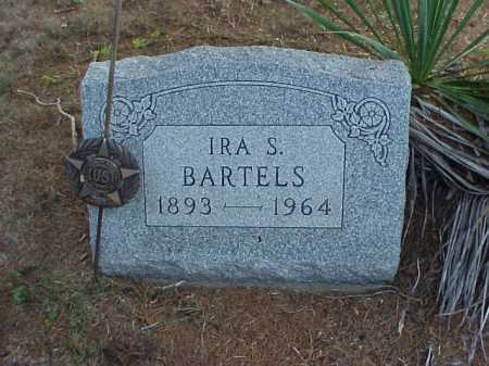 BARTELS, IRA S. - Meigs County, Ohio | IRA S. BARTELS - Ohio Gravestone Photos
