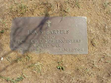 BARTELS, IRA S. - Meigs County, Ohio | IRA S. BARTELS - Ohio Gravestone Photos