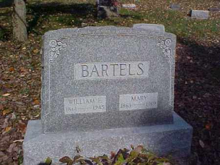 HAMM BARTELS, MARY - Meigs County, Ohio | MARY HAMM BARTELS - Ohio Gravestone Photos