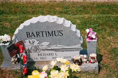 BARTIMUS, RICHARD L. - Meigs County, Ohio | RICHARD L. BARTIMUS - Ohio Gravestone Photos