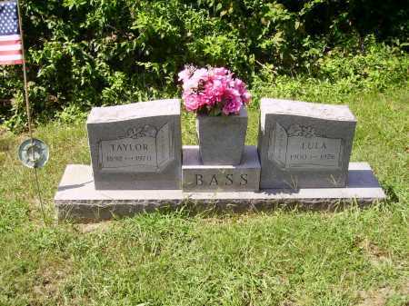 BASS, TAYLOR - Meigs County, Ohio | TAYLOR BASS - Ohio Gravestone Photos