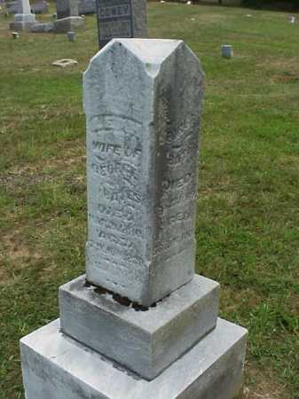 BATES, LEAH - Meigs County, Ohio | LEAH BATES - Ohio Gravestone Photos