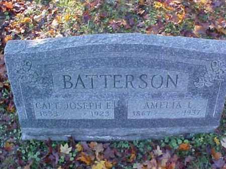 BATTERSON, AMELIA L. - Meigs County, Ohio | AMELIA L. BATTERSON - Ohio Gravestone Photos
