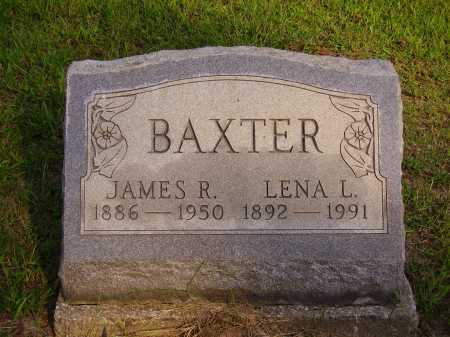 BAXTER, JAMES R. - Meigs County, Ohio | JAMES R. BAXTER - Ohio Gravestone Photos