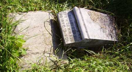 BAY, IDA E. - OVERALL VIEW - Meigs County, Ohio | IDA E. - OVERALL VIEW BAY - Ohio Gravestone Photos