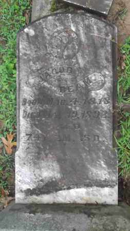 BEAM, JACOB - Meigs County, Ohio | JACOB BEAM - Ohio Gravestone Photos