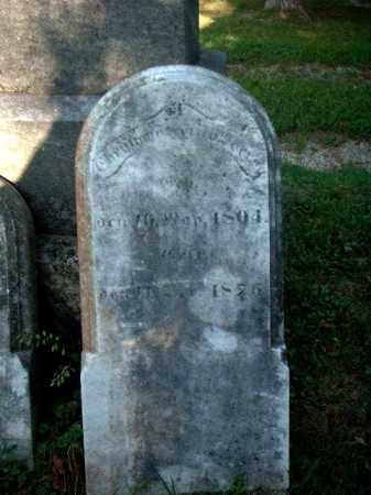 BEARHS, CHRISTIAN FREDRICH - Meigs County, Ohio | CHRISTIAN FREDRICH BEARHS - Ohio Gravestone Photos