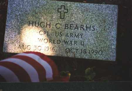 BEATHS, HUGH C. - Meigs County, Ohio | HUGH C. BEATHS - Ohio Gravestone Photos