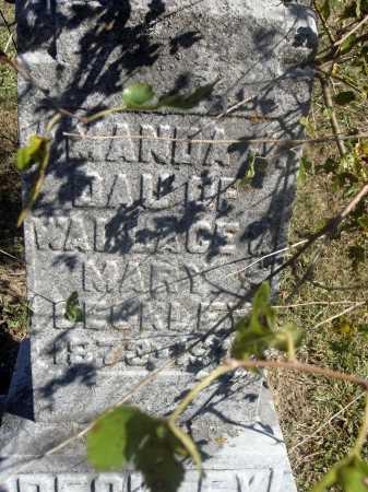 BECKLEY, AMANDA J. - CLOSE VIEW - Meigs County, Ohio   AMANDA J. - CLOSE VIEW BECKLEY - Ohio Gravestone Photos