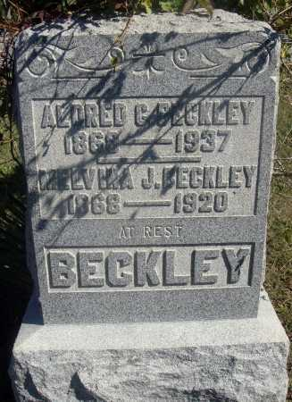 BECKLEY, ALDRED C. - Meigs County, Ohio | ALDRED C. BECKLEY - Ohio Gravestone Photos