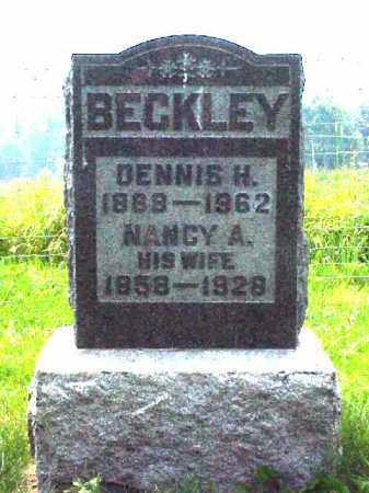 BECKLEY, DENNIS H. - Meigs County, Ohio | DENNIS H. BECKLEY - Ohio Gravestone Photos