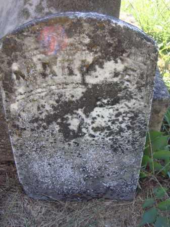 BECKLEY, MARY E. - CLOSE VIEW - Meigs County, Ohio | MARY E. - CLOSE VIEW BECKLEY - Ohio Gravestone Photos