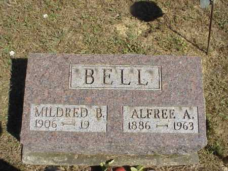 BELL, MILDRED B. - Meigs County, Ohio | MILDRED B. BELL - Ohio Gravestone Photos