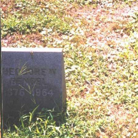 BENGEL, THEODORE W. - Meigs County, Ohio | THEODORE W. BENGEL - Ohio Gravestone Photos