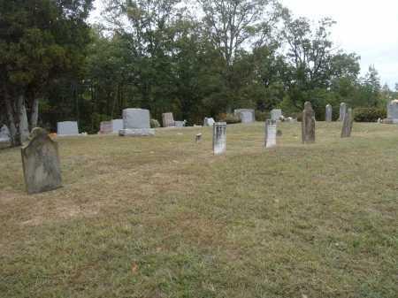 BENTZ CEMETERY, OVERALL VIEW #2 - Meigs County, Ohio | OVERALL VIEW #2 BENTZ CEMETERY - Ohio Gravestone Photos