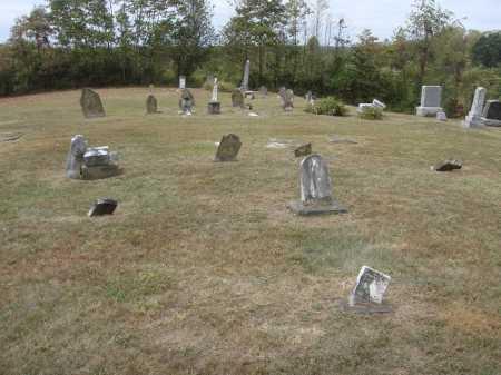 BENTZ CEMETERY, OVERALL VIEW 3 - Meigs County, Ohio | OVERALL VIEW 3 BENTZ CEMETERY - Ohio Gravestone Photos